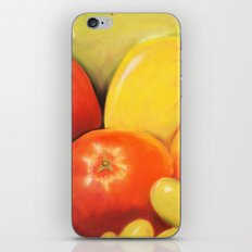 Fruit - Pastel Illustration iPhone & iPod Skin