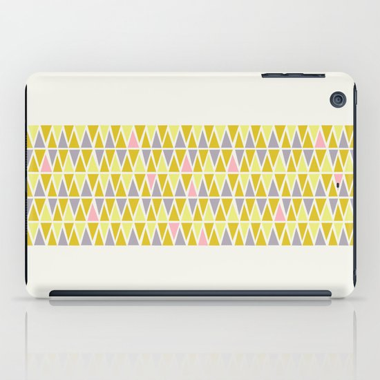 Lemon Sorbet iPad Case