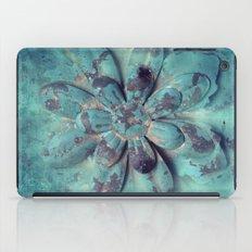 Tin Flower iPad Case