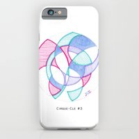 iPhone & iPod Case featuring Cirque-Cle #5 by Jaustar