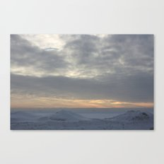 Winter III Canvas Print