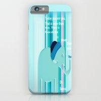 Dr. Seuss Quote iPhone 6 Slim Case