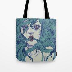 Octopus S.Y. Tote Bag