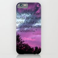 Wind of Change iPhone 6 Slim Case