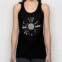 cats life: playing Unisex Tank Top