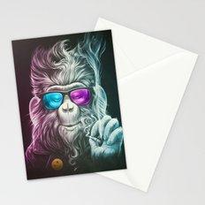 Smoky Stationery Cards