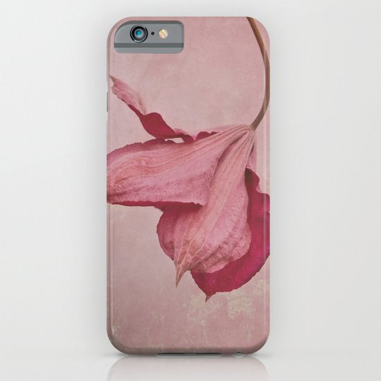 antique pink iPhone & iPod Case