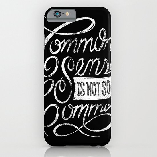 Quote of the day iPhone & iPod Case