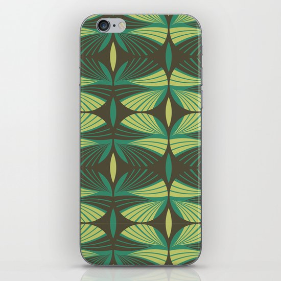 Mod Fronds iPhone & iPod Skin