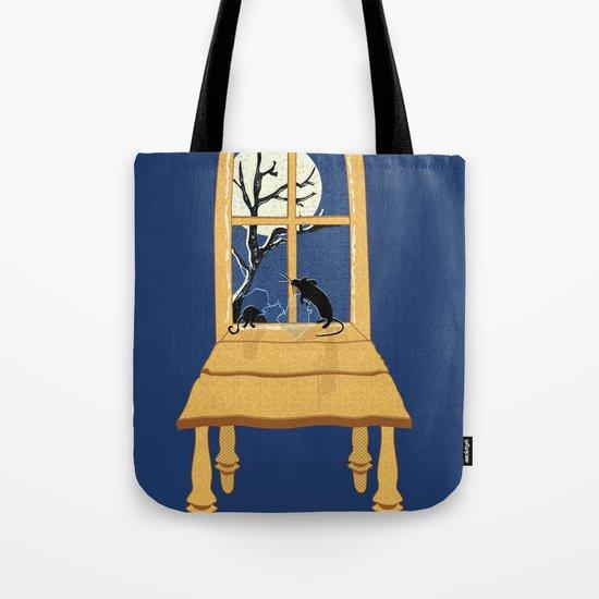 Window Seat Tote Bag
