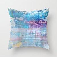 Les Aventures - JUSTART … Throw Pillow