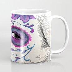 Sugar Skull Girl Mug