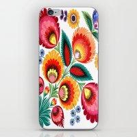 Slavic Folk Pattern iPhone & iPod Skin