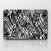 Linocut iPad Case