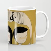 Franny & Zoooey Mug