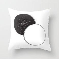 A Space Throw Pillow