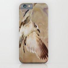 Seagull Swirl iPhone 6s Slim Case