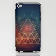 iPhone & iPod Skin featuring Zpy Yyy Tryy by Spires