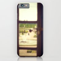 iPhone & iPod Case featuring Windows of Versailles I by Joëlle Tahindro