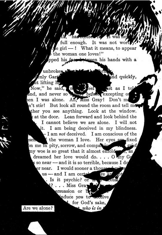 Are We Alone? Art Print