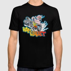 hamwallet  Black SMALL Mens Fitted Tee