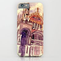 iPhone Cases featuring Venezia by takmaj