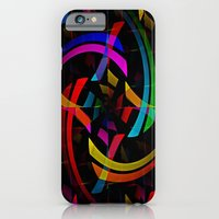 happy birthday iPhone & iPod Cases featuring Happy Birthday by Fringeman
