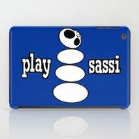 play sassi iPad Case