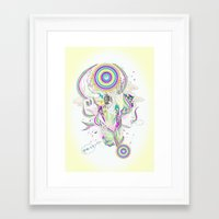 Grab It ! Framed Art Print