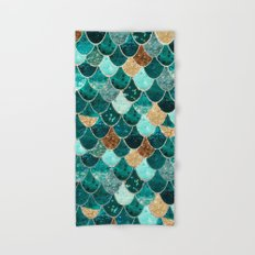 REALLY MERMAID Hand & Bath Towel