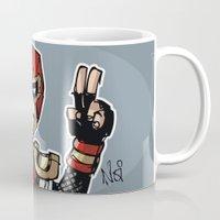 A Incredible Ninja Mug