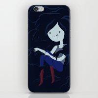 Vampire Queen  iPhone & iPod Skin
