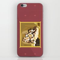 The Anatomy Lesson By Re… iPhone & iPod Skin