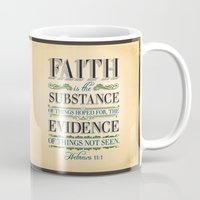 The Substance Of Things … Mug