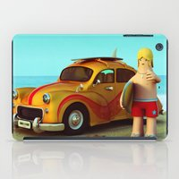 Surf Dude iPad Case
