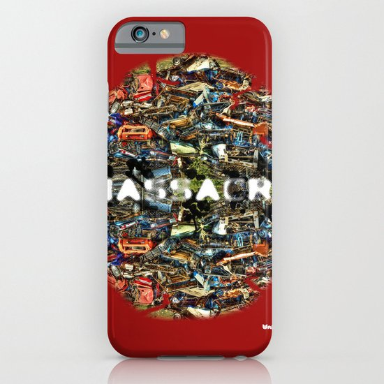 MASSACRE iPhone & iPod Case