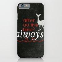 Harry Potter Severus Sna… iPhone 6 Slim Case