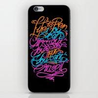 PEN iPhone & iPod Skin