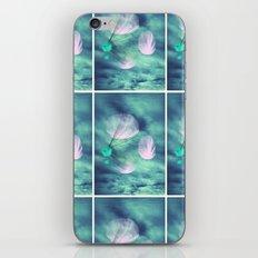 Spaced iPhone & iPod Skin