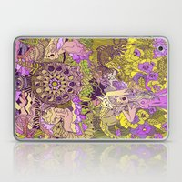 Garden Pansy Laptop & iPad Skin
