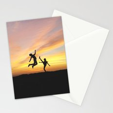 Pumped Up Kicks Stationery Cards