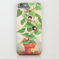 Attack On Beanstalk iPhone 6 Slim Case