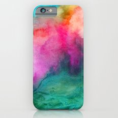 Staring at the Ceiling iPhone 6 Slim Case