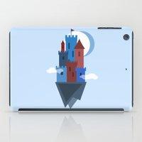 Sky Castle iPad Case