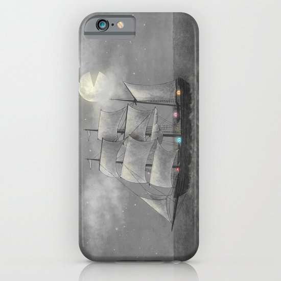 Ghost Ship  iPhone & iPod Case