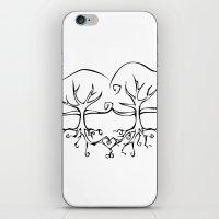 All the Pretty Blossoms iPhone & iPod Skin