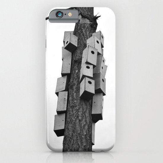 cozy neighborhood iPhone & iPod Case