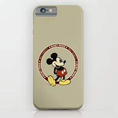 Mickey Mouse Vintage iPhone 6s Slim Case