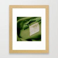 92 Framed Art Print