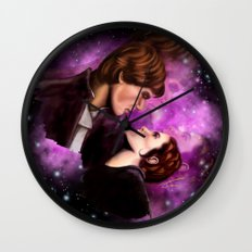 Star Wars, Han & Leia The Empire Strikes Back Wall Clock